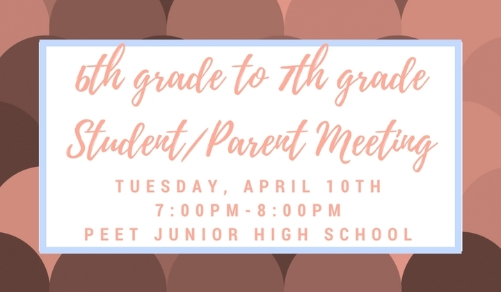6th+to+7th+student+parent+meeting