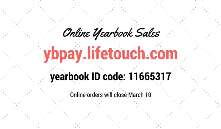 Online+yearbook+sales